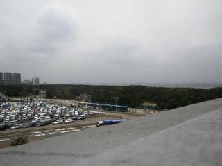 QVCマリンからナショナルセンター建設予定地.jpg